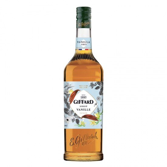 Giffard Vanilla (Vanille) Sirop - litre