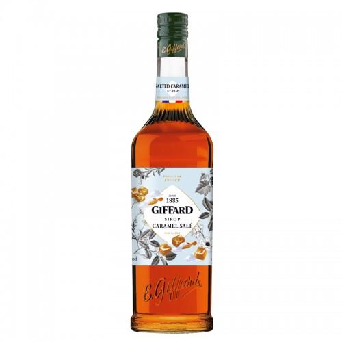 Giffard Caramel Sirop - litre