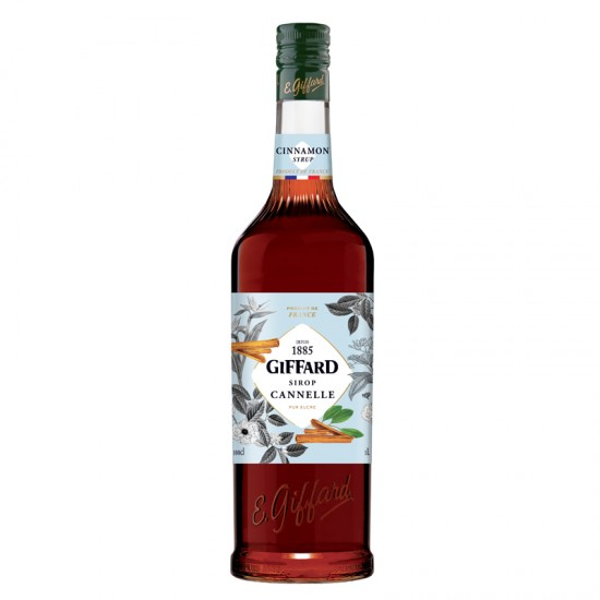 Giffard Cinnamon (Cannelle) Sirop - litre