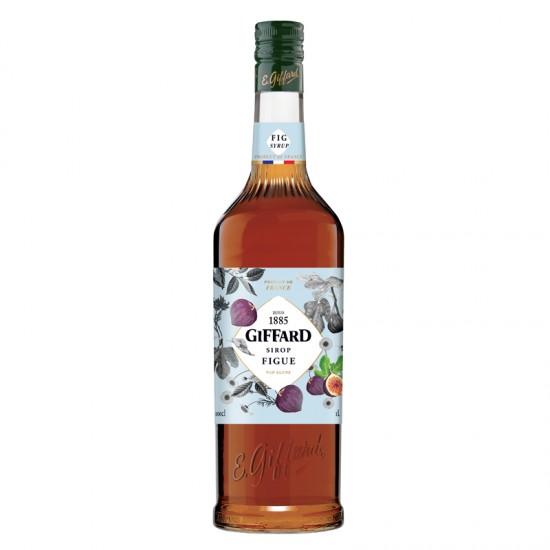 Giffard Fig (Figue) Sirop - litre