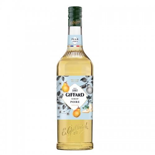 Giffard Pear (Poire) Sirop - litre