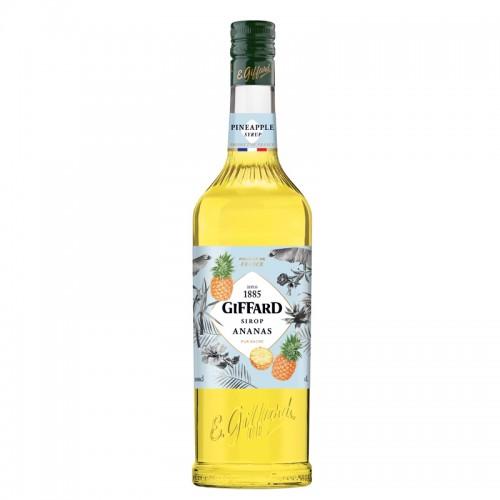 Giffard Pineapple (Ananas) Sirop - litre