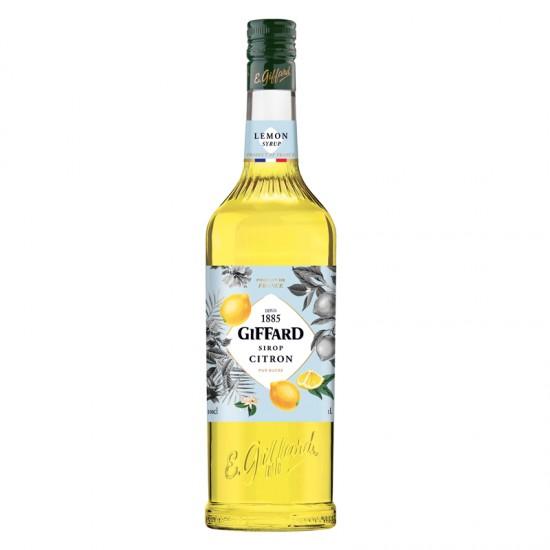Giffard Lemon (Citron) Sirop – litre