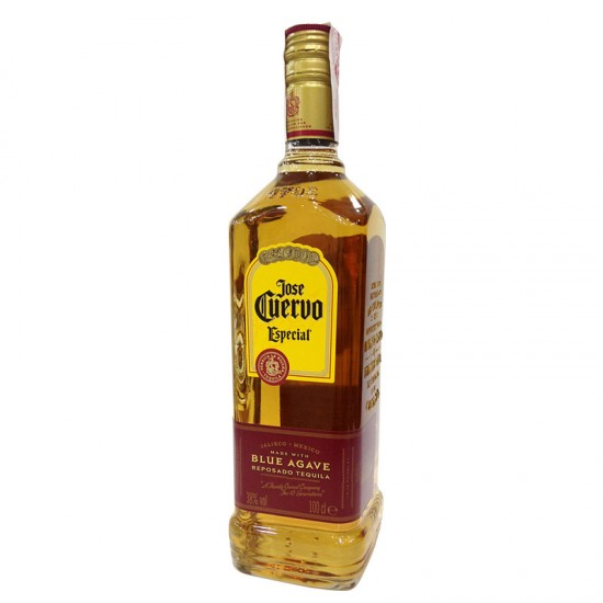Jose Cuervo Tequila (Gold) - litre