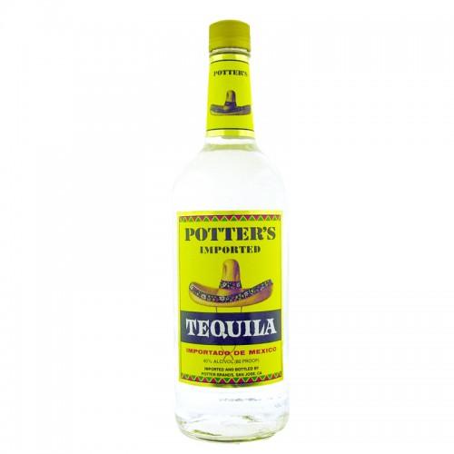 Potter's Tequila (White) - litre