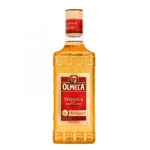 Olmeca Tequila (Gold)