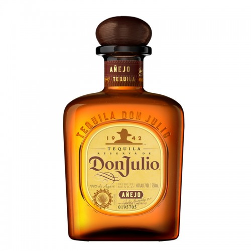 Tequila Don Julio 100% de Agave Anejo