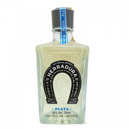 Herradura 100% de Agave Tequila Plata