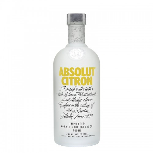 Absolut Vodka (Citron)