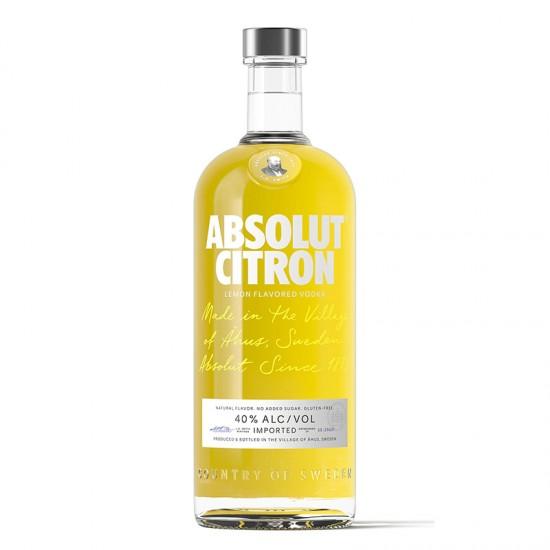 Absolut Vodka (Citron)