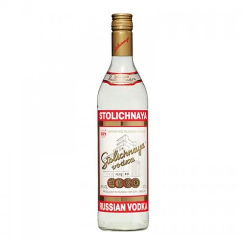 Stolichnaya Vodka - litre