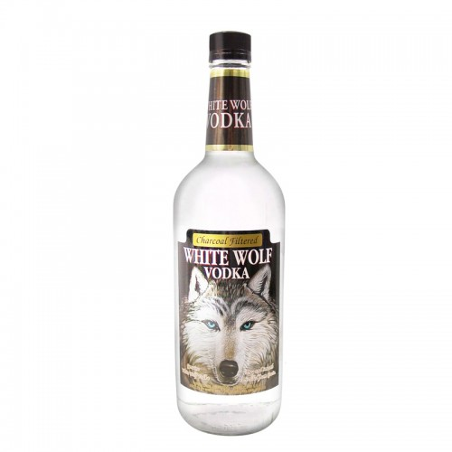 White Wolf Vodka - litre