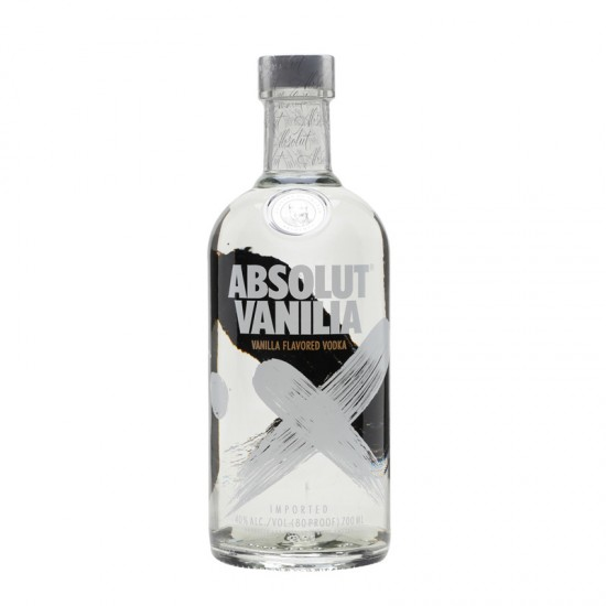 Absolut Vodka (Vanilia)
