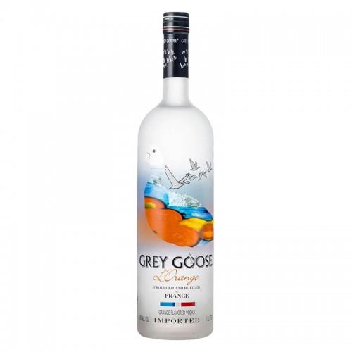 Grey Goose Vodka L'Orange - litre