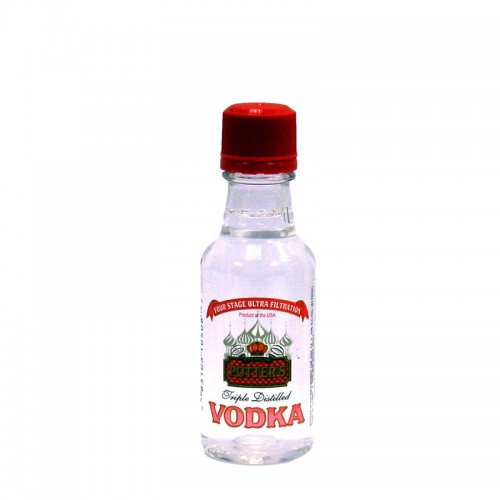 Potter's Vodka - mini