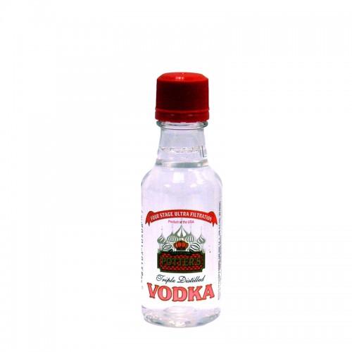 Potter's Vodka - mini