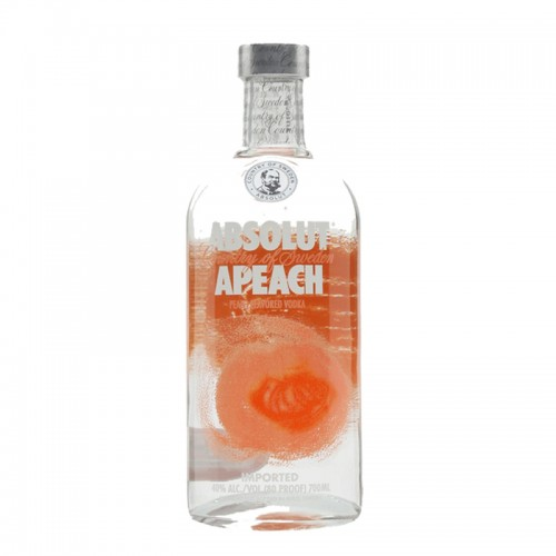 Absolut Vodka (Apeach)