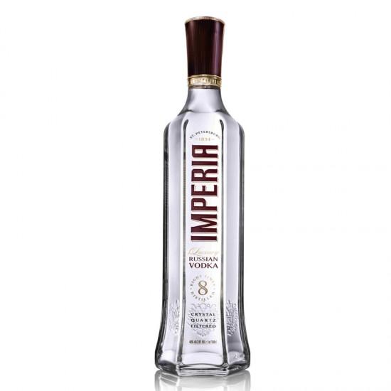 Russian Standard Imperia Vodka - litre