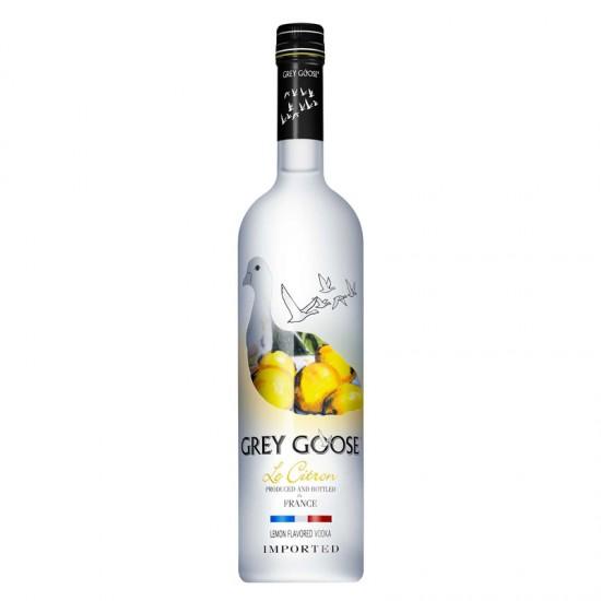 Grey Goose Vodka Le Citron - litre