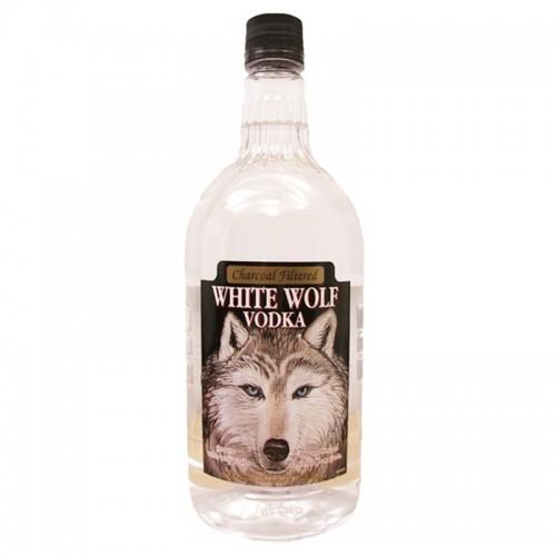 White Wolf Vodka - 1.75 litre Magnum