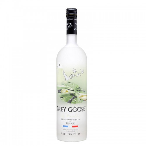 Grey Goose Vodka La Vanille - litre