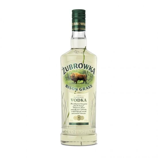 Zubrowka (Bison Grass) Vodka - Litre