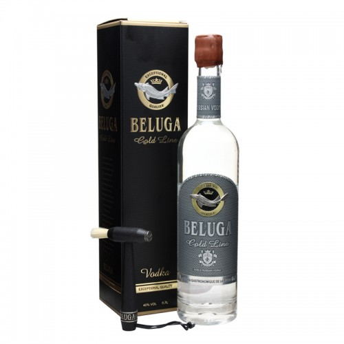 Beluga (Gold Line) Russian Vodka