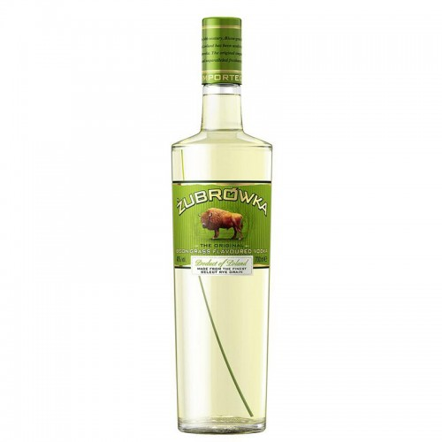 Zubrowka (Bison Grass) Vodka