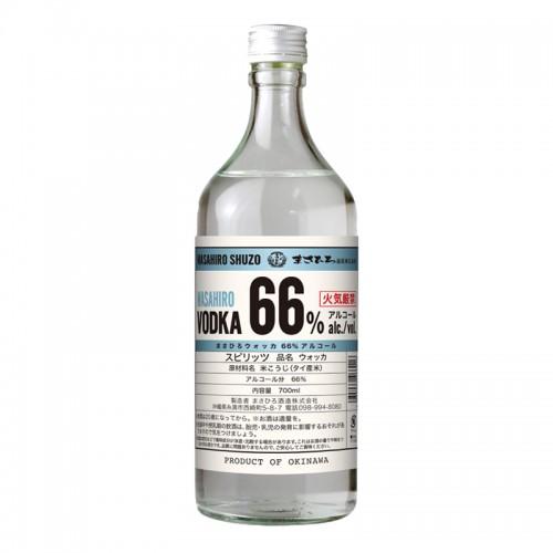 Masahiro Okinawa 66% Vodka