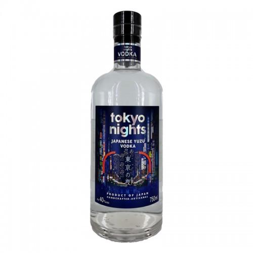 Tokyo Nights Japanese Yuzu Vodka