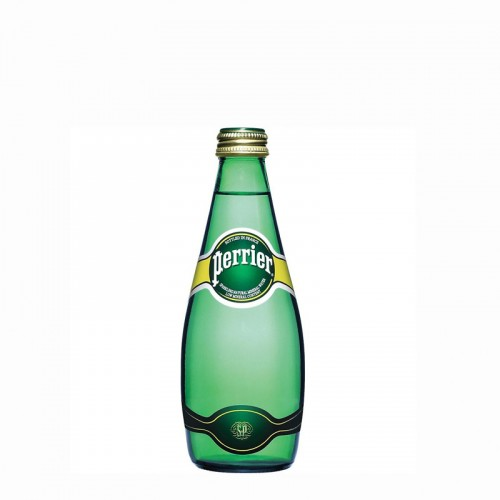 Perrier Mineral Water (btl 330ml) - per case