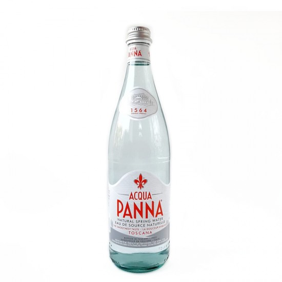 Acqua Panna Still Natural Mineral Water (750ml btl) - per case