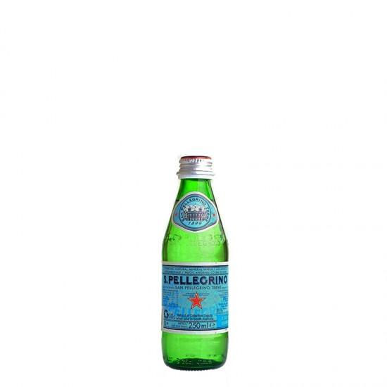 San Pellegrino Sparkling Water (btl 250ml) - per case