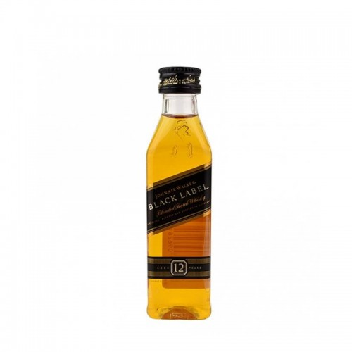 Johnnie Walker Black Label 12 Years - mini