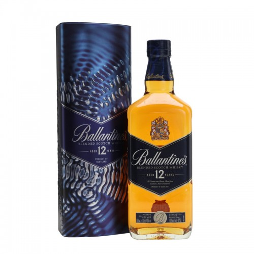Ballantine's 12 Years Blended Scotch Whisky