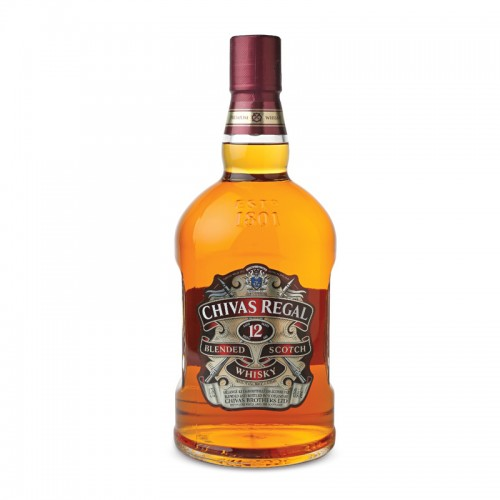 Chivas Regal 12 Years Whisky