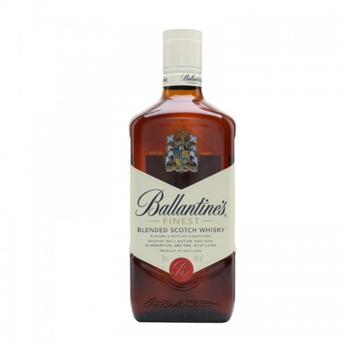 Ballantine's Finest Whisky - litre