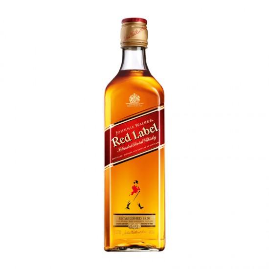 Johnnie Walker Red Label - litre
