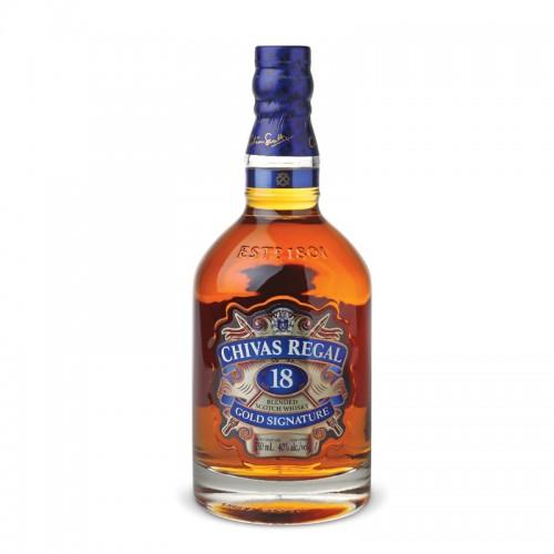 Chivas Regal 18 Years Whisky