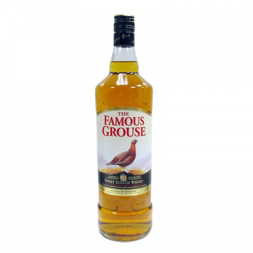 Famous Grouse Scotch Whisky - litre