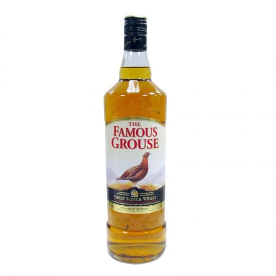 Famous Grouse Scotch Whisky - litre