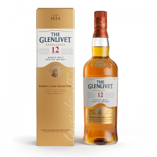 Glenlivet 12 Years Single Malt