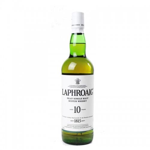 Laphroaig 10 Years Single Malt Whisky