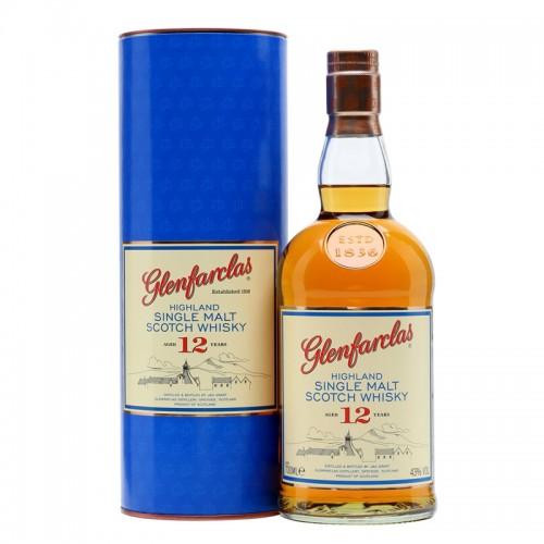 Glenfarclas 12 Years Single Highland Malt