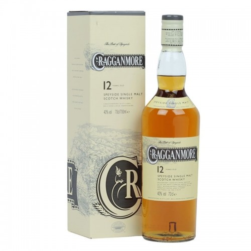 Cragganmore 12 Years Single Speyside Malt