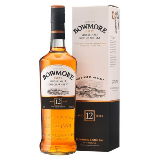 Bowmore 12 Years Islay Single Malt