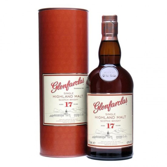 Glenfarclas 17 Years Single Highland Malt