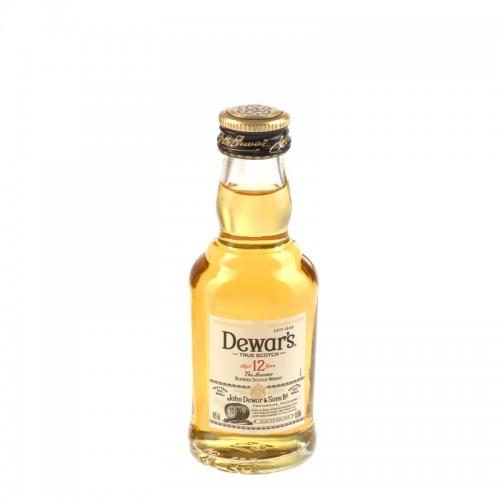 Dewar's 12 Years Special Reserve - mini