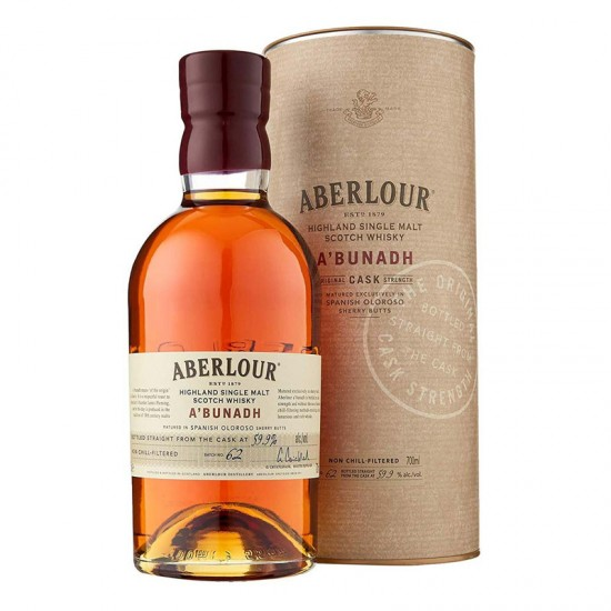 Aberlour A'Bunadh Single Malt