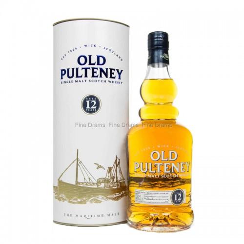 Old Pulteney 12 Years Single Malt